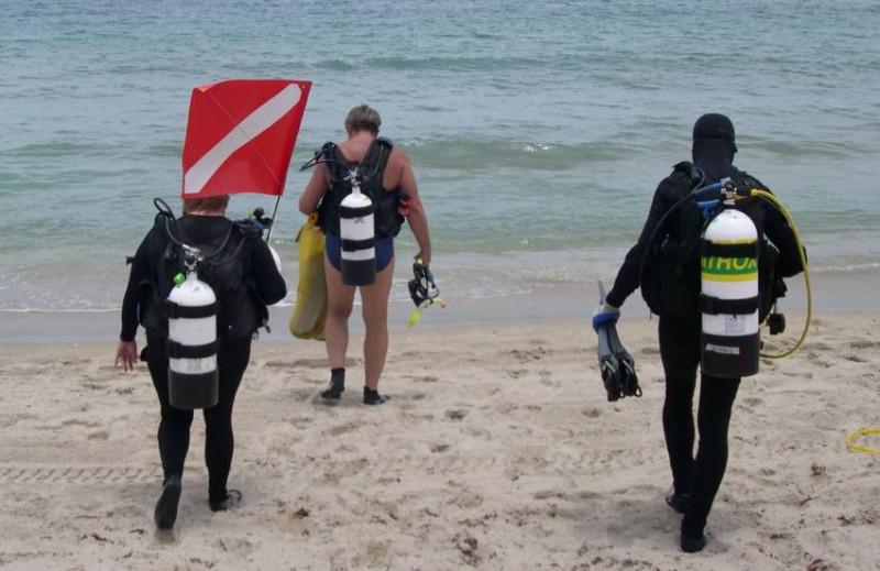 FRANCIS: Casperson beach nudist
