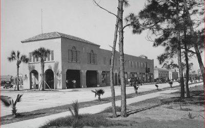 #18. 201-207 W. Miami Avenue: The Green Building (today Burgundy Square)