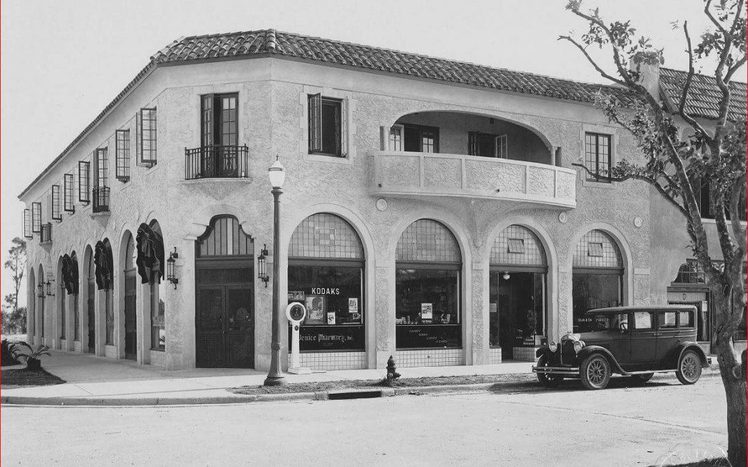 201 W. Venice Avenue: The Schoolcraft Building
