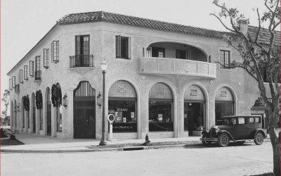 #5. 201 W. Venice Avenue: The Schoolcraft Building