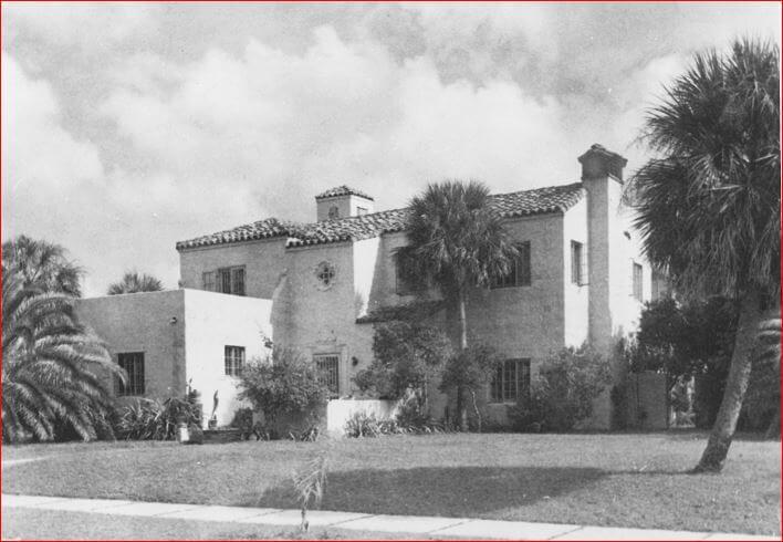 #21. 519 S. Harbor Drive: The Banyan House