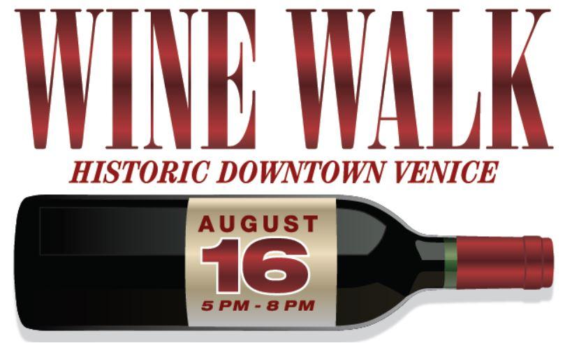 Wine Walk Returns August 16