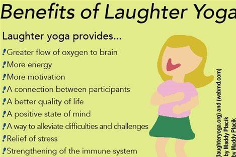 laughter therapy exercises free