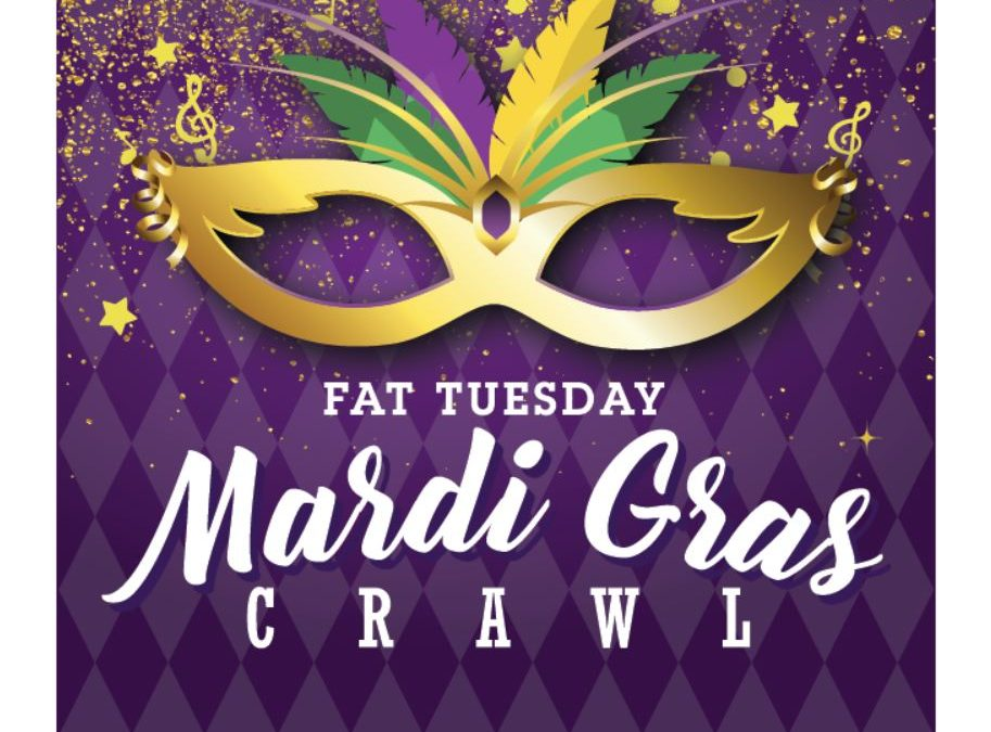 Fat Tuesday: Venice Style