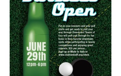 Second Annual Barstool Open on the Horizon