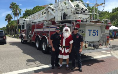 'Tis the Season for… Christmas in July!