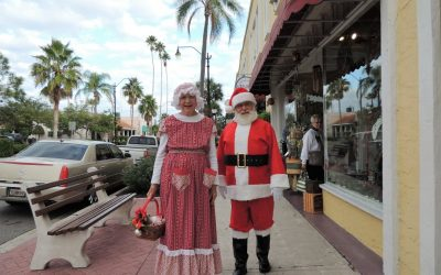 Ring in the Holidays with Venice MainStreet's Christmas Walk