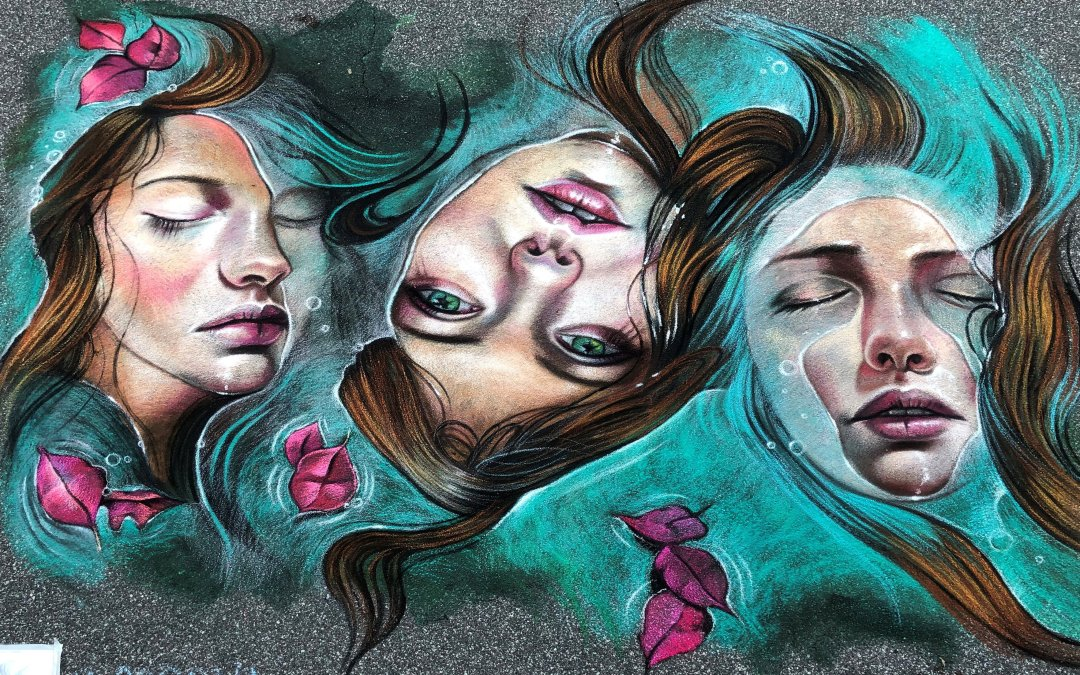 Chalk Festival Returns to Venice, November 15-18, 2019
