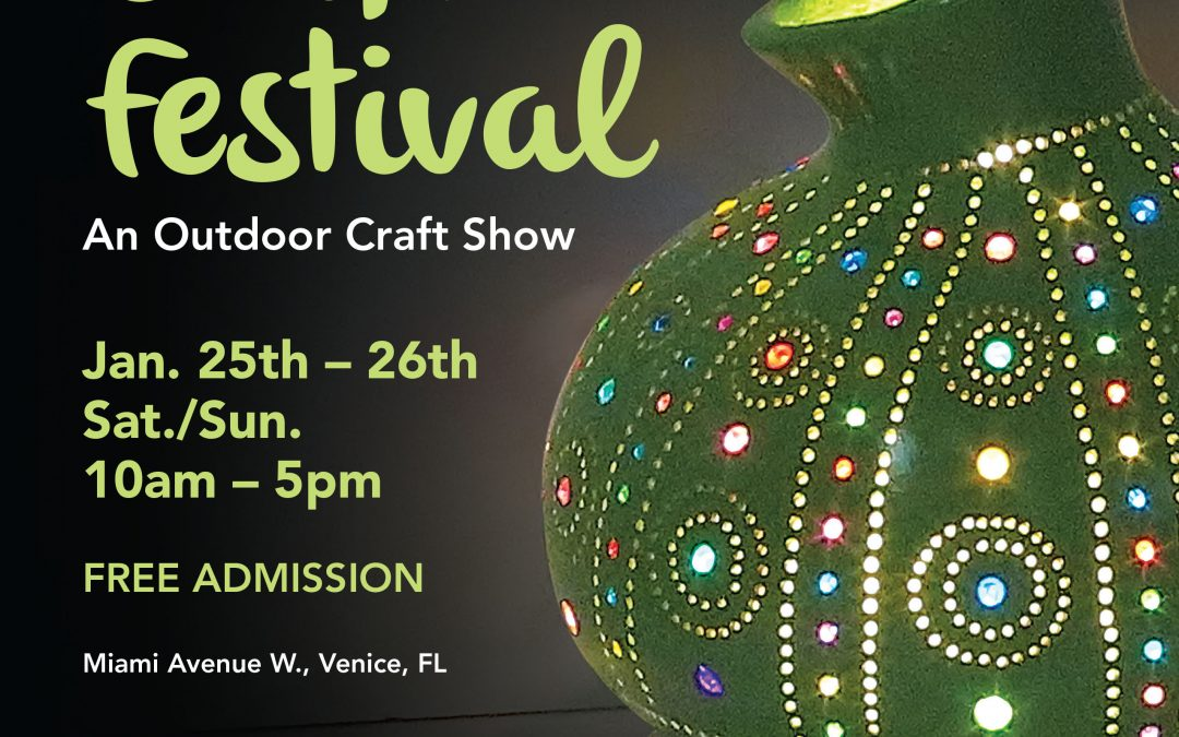 13th Annual Downtown Venice Craft Festival