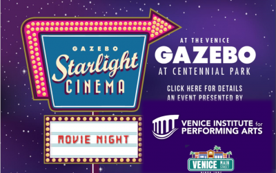 ONGOING- Gazebo Starlight Cinema (Movies in the Park!)