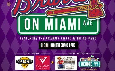 FEBRUARY- Braves on Miami Avenue