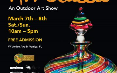 19th Annual Downtown Venice Art Classic, March 7th and 8th