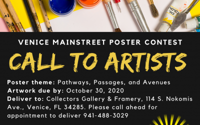 Call to Artists for 2020 Poster