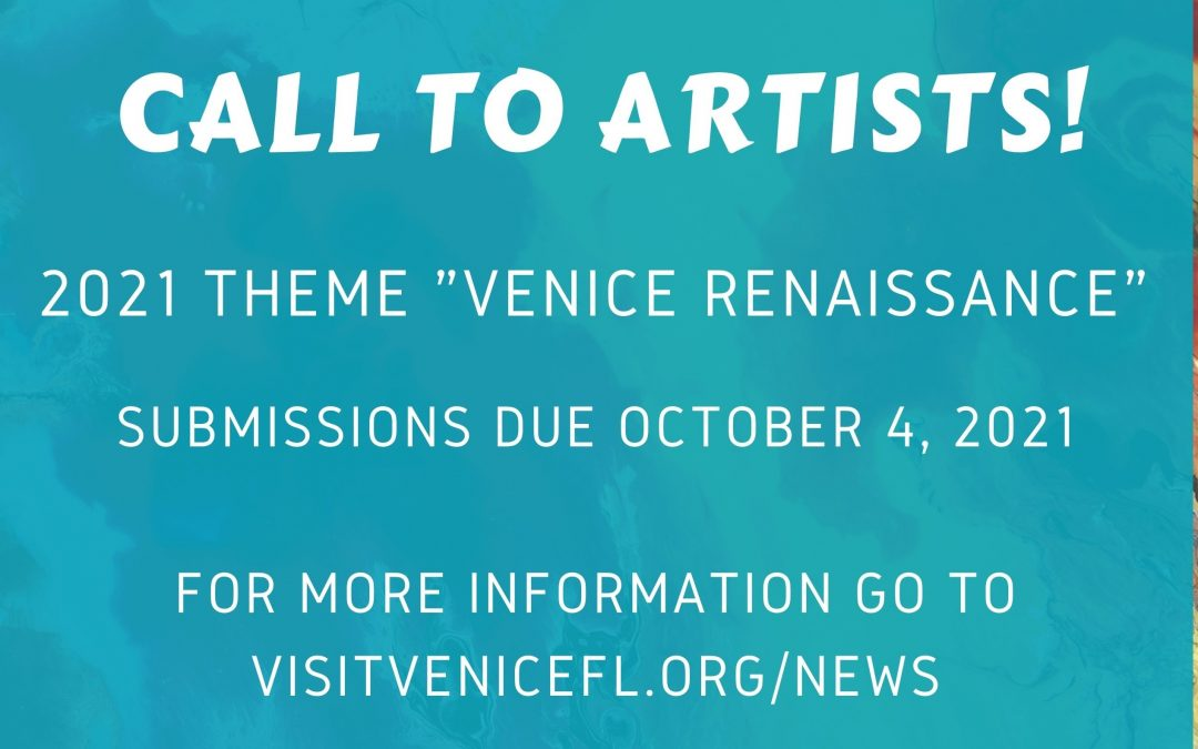 2021 Poster Design Contest Call to Artists