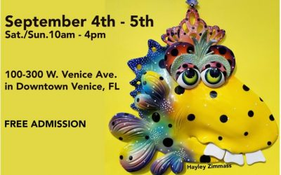 12th Annual Downtown Venice Labor Day Weekend Craft Festival