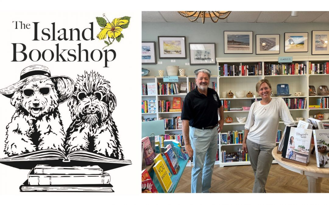 The Island Bookshop Opens in Downtown Venice