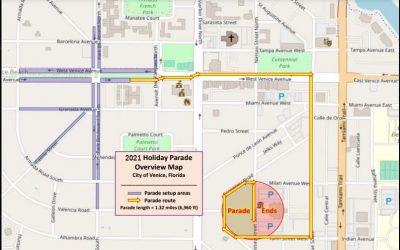 2021 Venice Holiday Parade