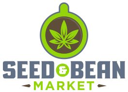 Welcome to downtown, Seed & Bean Market