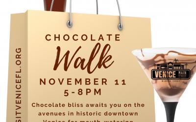 Chocolate Walk 2021